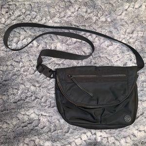 Lululemon Black All Night Festival Bag